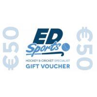 ED Sports €50 Gift Voucher
