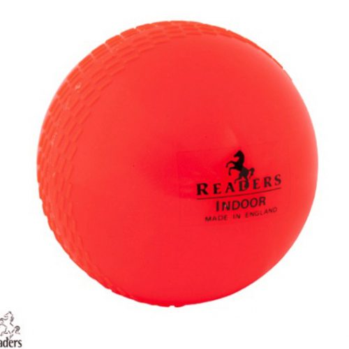 Readers Indoor Cricket Ball Orange
