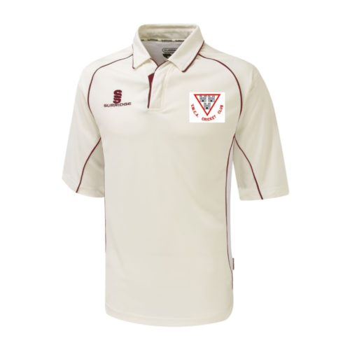 YMCA Cricket Club Playing Shirt - Junior & Adults