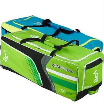 Kookaburra Pro 800 Wheelie Cricket Bag