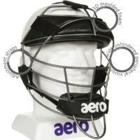 Aero P2 KPR Cricket Wicket Keeping Face Protector - Senior