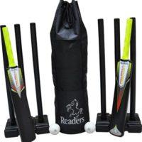 Readers Windball Plastic Cricket Set