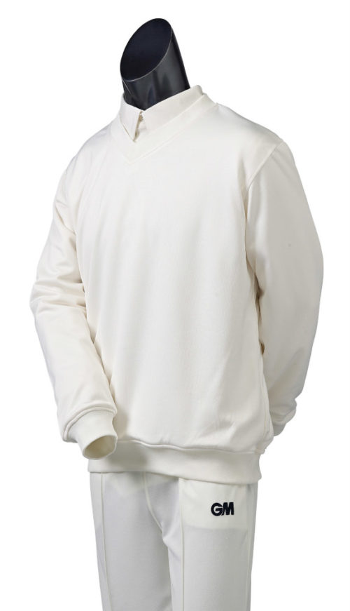 Gunn and Moore Teknik Cricket Sweater