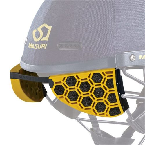 Masuri Helmet Stem Guard Club