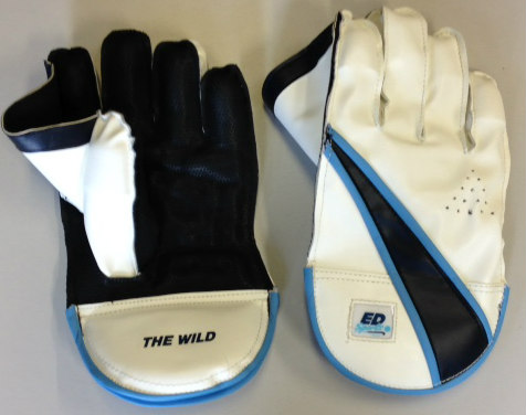 ED Sports THE WILD Wicket Keeping Gloves
