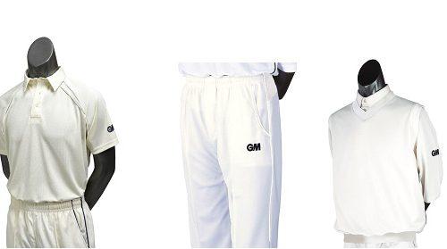Cricket Clothing Pack - Pants, Shirt & Sweater