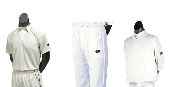 Cricket Clothing Pack - Pants, Shirt & Slipover