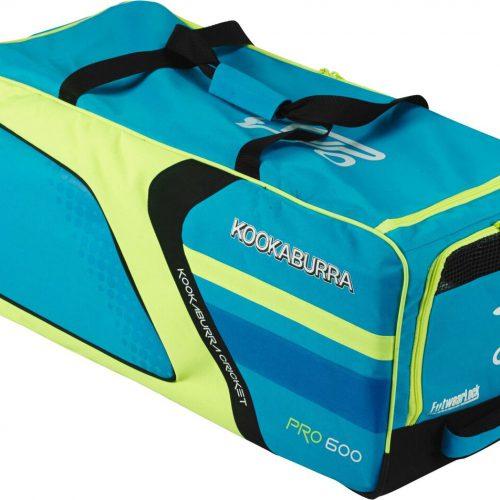 Kookaburra Pro 600 Wheelie Cricket Bag