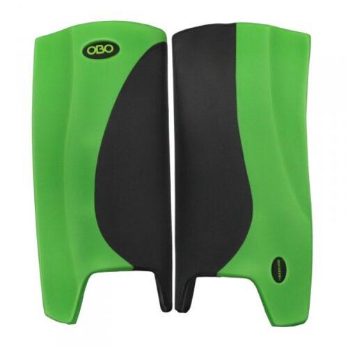 OBO Robo Hi-Rebound Legguards Green Wing Black